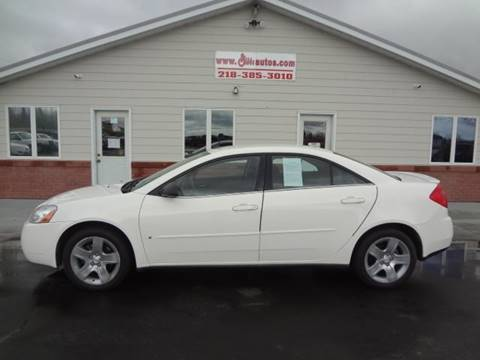 2008 Pontiac G6 for sale in New York Mills, MN