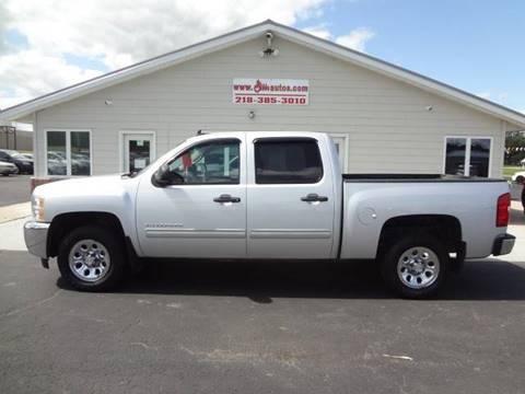 Trucks For Sale Mn >> 2013 Chevrolet Silverado 1500 For Sale In New York Mills Mn