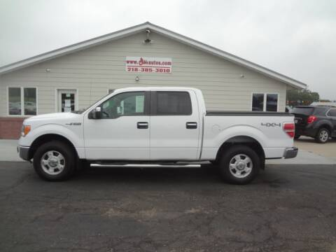 2014 Ford F-150 for sale at GIBB'S 10 SALES LLC in New York Mills MN