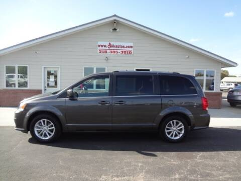 2019 Dodge Grand Caravan for sale at GIBB'S 10 SALES LLC in New York Mills MN