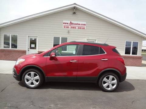 2015 Buick Encore for sale in New York Mills, MN
