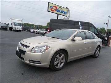 2012 Chevrolet Malibu for sale at E-Z Auto, Inc. in Memphis TN