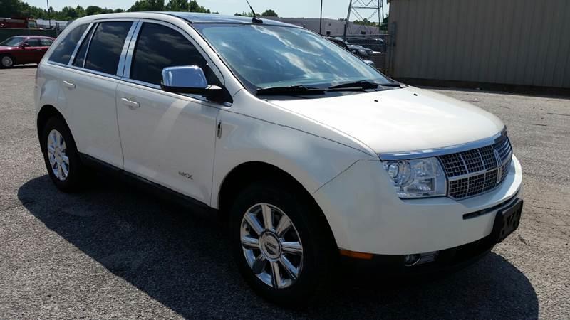 2008 Lincoln MKX for sale at E-Z Auto, Inc. in Memphis TN