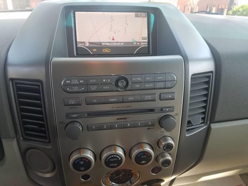 2006 Infiniti QX56 for sale at E-Z Auto, Inc. in Memphis TN