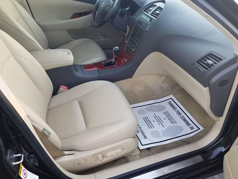 2009 Lexus ES 350 for sale at E-Z Auto, Inc. in Memphis TN