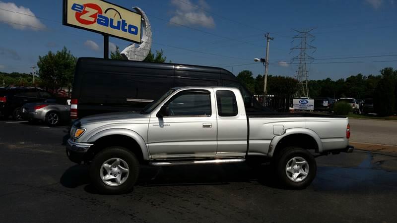 2003 Toyota Tacoma for sale at E-Z Auto, Inc. in Memphis TN