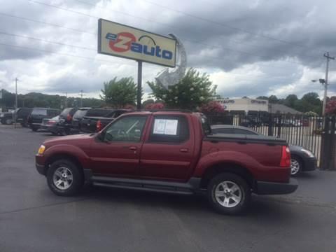 2005 Ford Explorer Sport Trac for sale at E-Z Auto, Inc. in Memphis TN