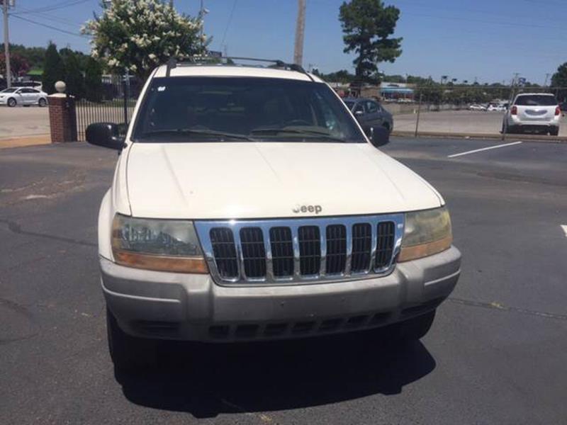 2000 Jeep Grand Cherokee for sale at E-Z Auto, Inc. in Memphis TN