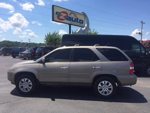 2003 Acura MDX for sale at E-Z Auto, Inc. in Memphis TN