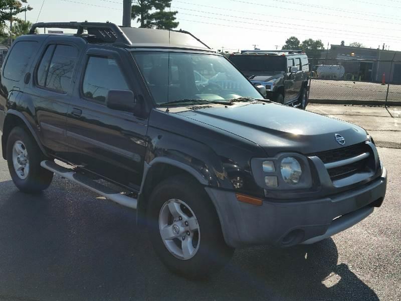 2004 Nissan Xterra for sale at E-Z Auto, Inc. in Memphis TN