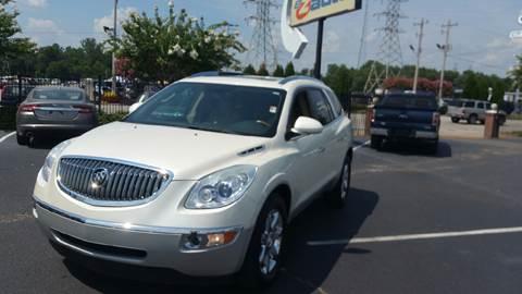 2008 Buick Enclave for sale at E-Z Auto, Inc. in Memphis TN