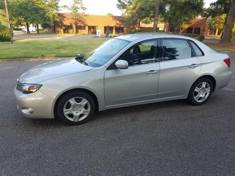 2009 Subaru Impreza for sale at E-Z Auto, Inc. in Memphis TN