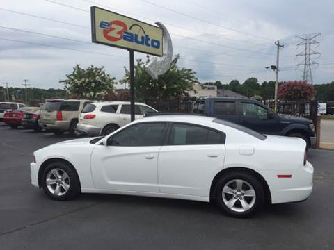 2011 Dodge Charger for sale at E-Z Auto, Inc. in Memphis TN