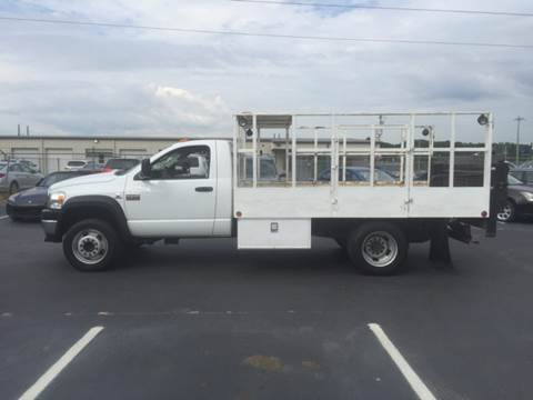 2010 Dodge RAM  4500   CUMMINS  DIESEL for sale in Memphis, TN