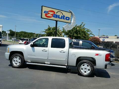 2010 Chevrolet Silverado 1500 for sale at E-Z Auto, Inc. in Memphis TN