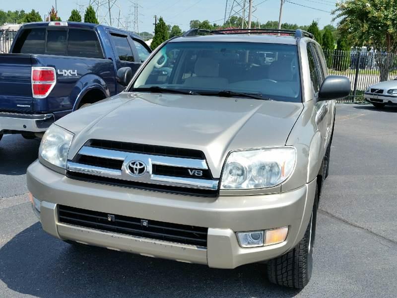 2005 Toyota 4Runner for sale at E-Z Auto, Inc. in Memphis TN