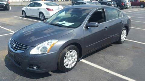 2012 Nissan Altima for sale at E-Z Auto, Inc. in Memphis TN