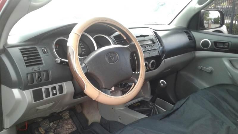 2007 Toyota Tacoma for sale at E-Z Auto, Inc. in Memphis TN
