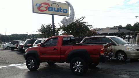 2007 Toyota Tacoma for sale at E-Z Auto, Inc. in Memphis TN
