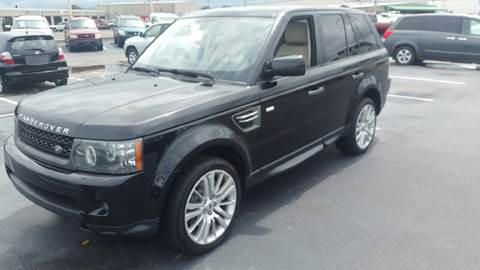 2010 Land Rover Range Rover Sport for sale at E-Z Auto, Inc. in Memphis TN