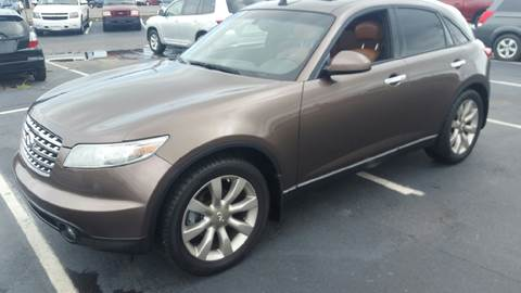 2003 Infiniti FX35 for sale at E-Z Auto, Inc. in Memphis TN