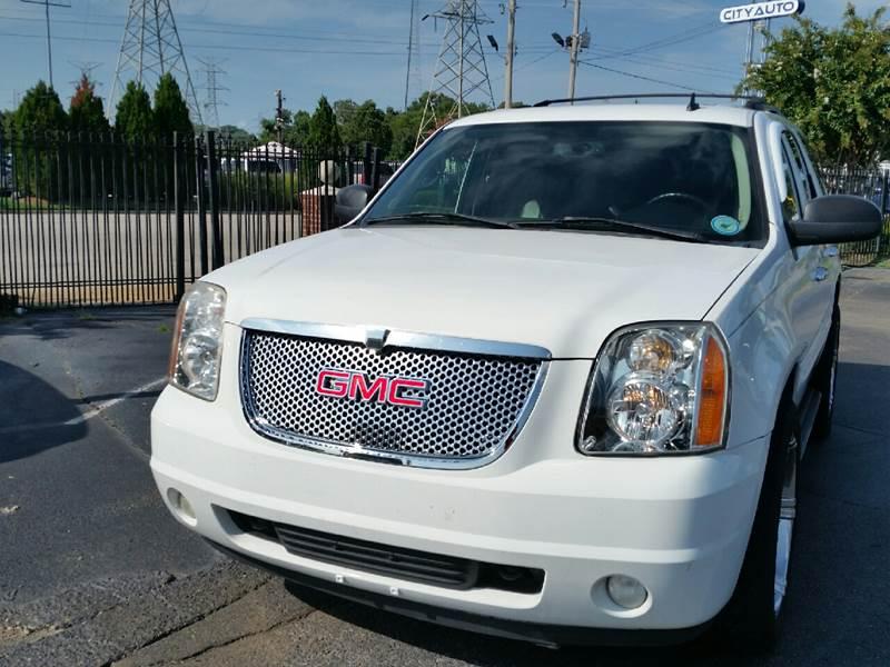 2007 GMC Yukon for sale at E-Z Auto, Inc. in Memphis TN