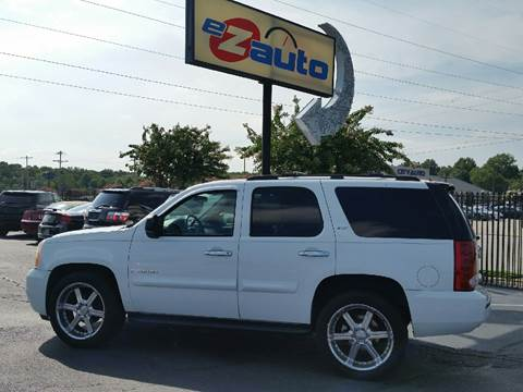 2007 GMC Yukon for sale at E-Z Auto, Inc. in Memphis TN