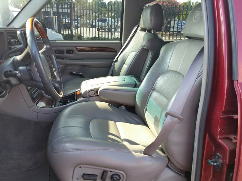 2002 Cadillac Escalade for sale at E-Z Auto, Inc. in Memphis TN