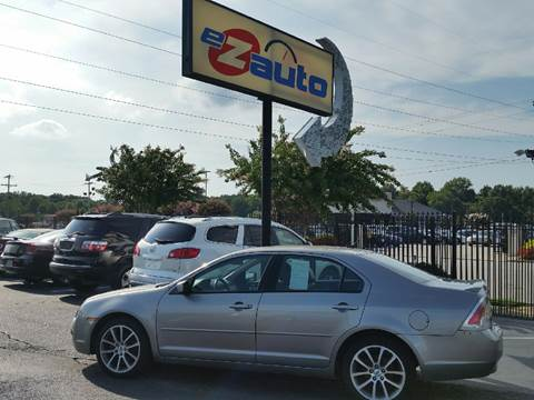 2009 Ford Fusion for sale at E-Z Auto, Inc. in Memphis TN