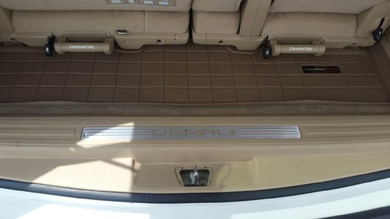2012 GMC Yukon for sale at E-Z Auto, Inc. in Memphis TN