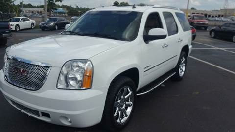 2012 GMC Yukon for sale at E-Z Auto, Inc. in Memphis TN