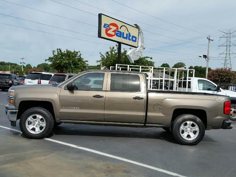 2014 Chevrolet Silverado 1500 for sale at E-Z Auto, Inc. in Memphis TN