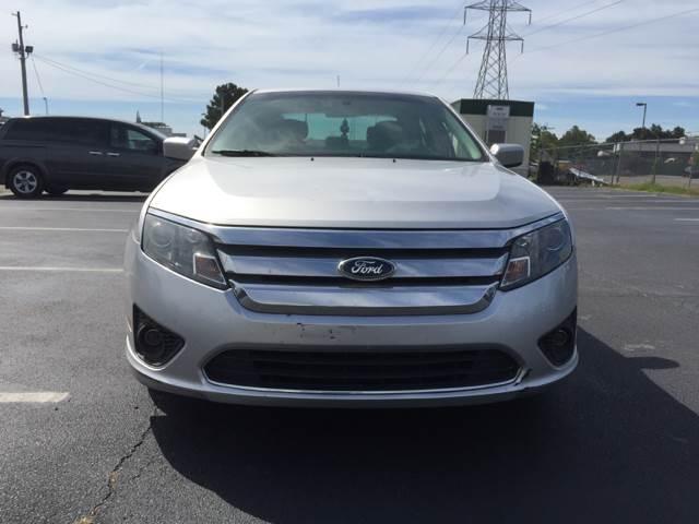 2011 Ford Fusion for sale at E-Z Auto, Inc. in Memphis TN