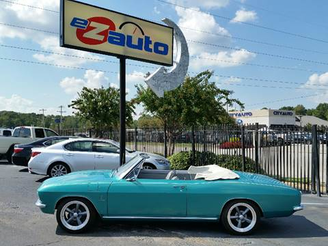1967 Chevrolet Corvair for sale in Memphis, TN