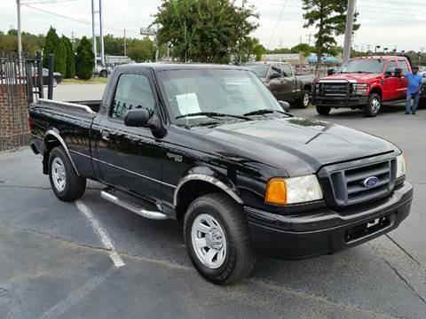 2004 Ford Ranger for sale at E-Z Auto, Inc. in Memphis TN