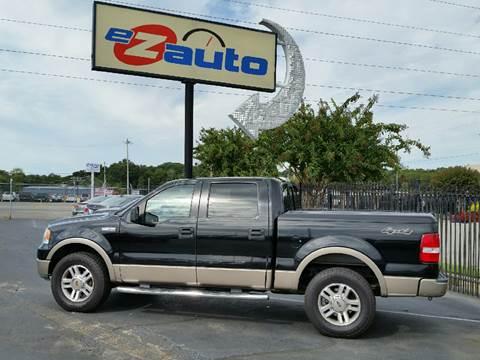 2005 Ford F-150 for sale at E-Z Auto, Inc. in Memphis TN
