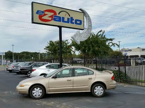 2003 Oldsmobile Alero for sale at E-Z Auto, Inc. in Memphis TN