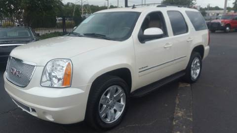 2011 GMC Yukon for sale at E-Z Auto, Inc. in Memphis TN