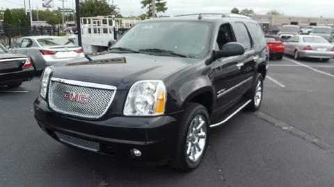 2012 GMC Yukon for sale in Memphis, TN