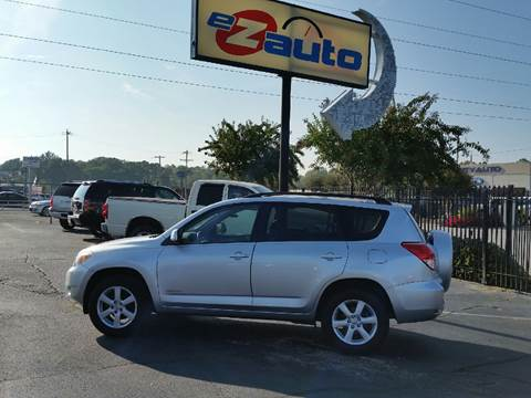 2006 Toyota RAV4 for sale at E-Z Auto, Inc. in Memphis TN
