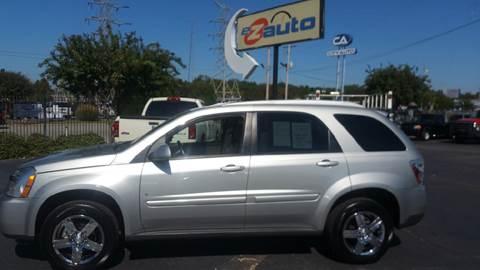 2008 Chevrolet Equinox for sale at E-Z Auto, Inc. in Memphis TN