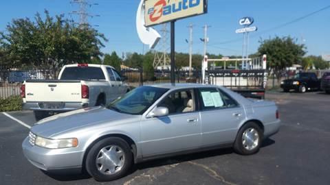 2001 Cadillac Seville for sale at E-Z Auto, Inc. in Memphis TN