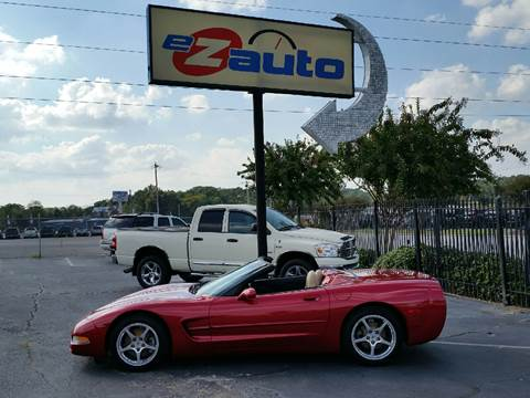 2001 Chevrolet Corvette for sale in Memphis, TN