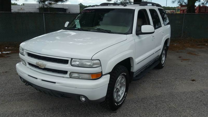 2005 Chevrolet Tahoe For Sale At E Z Auto, Inc. In Memphis TN