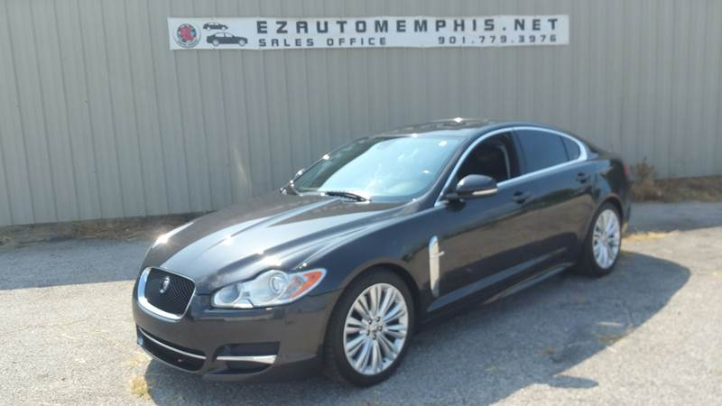 2011 Jaguar XF For Sale At E Z Auto, Inc. In Memphis TN