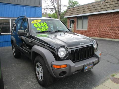 used 2004 jeep liberty for sale in illinois - carsforsale®