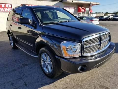 2006 Dodge Durango for sale in Worcester, MA