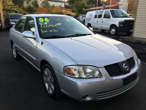 2006 Nissan Sentra for sale in Milford, MA
