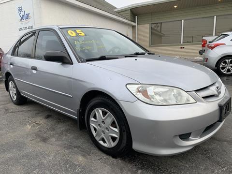 2005 Honda Civic for sale in Milford, MA