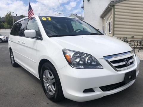 2007 Honda Odyssey for sale in Milford, MA